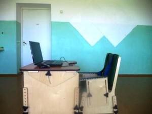 Рабочее место для ребенка с нарушением ОДА